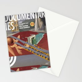 Vans and Color Magazine Customs Stationery Cards