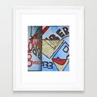 bauhaus Framed Art Prints featuring Bauhaus.  by Ryan Williams Photography and Art. http: