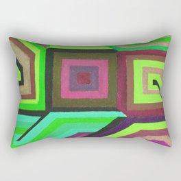 Love and Logic Colour Variation2 Rectangular Pillow
