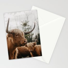 Don't Mess With Us Stationery Cards