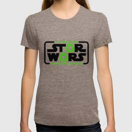 Star - Use your force to recycle - Wars T-shirt
