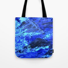 Waves  /abstract Tote Bag