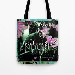 Enduring Love Tote Bag