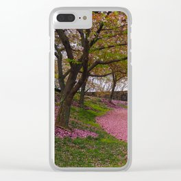 Spring in RVA Clear iPhone Case