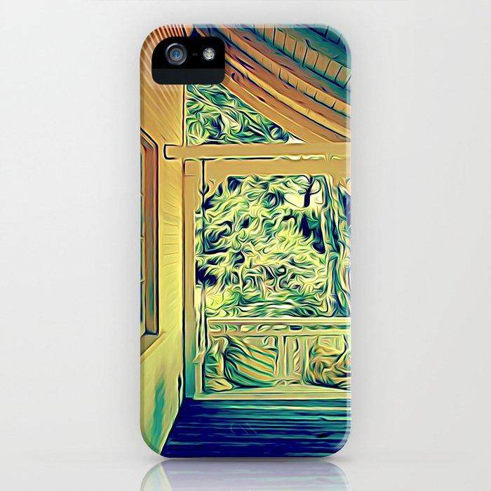 Meet Me Here iPhone Case