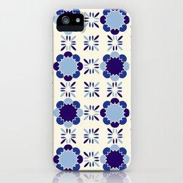 Portuense Tile iPhone Case
