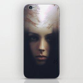 Emily Bronte iPhone Skin