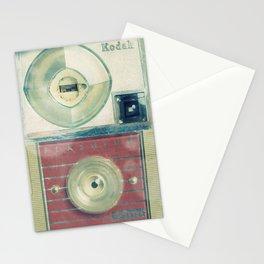 Vintage Camera Love: Pink Kodak Hawkeye Flashfun! Stationery Cards