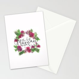 Best Mum Stationery Cards