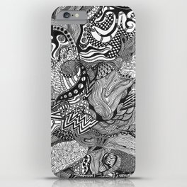 the ashya'a pattern 2 iPhone Case
