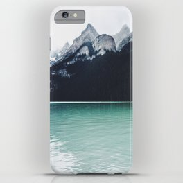 Lake Louise Reflections  iPhone Case