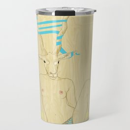 You Can Goat Your Own Way Travel Mug