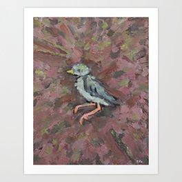 Rest Easy Little One Art Print