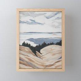 Far and Away Framed Mini Art Print