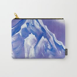 Purple mountain Carry-All Pouch