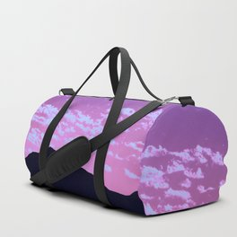 SW Mountain Sunrise - I Duffle Bag