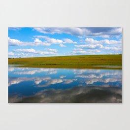 russian Windows Canvas Print