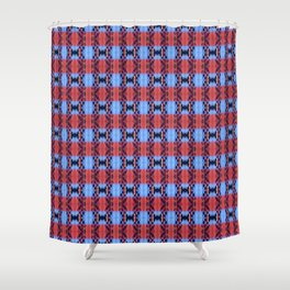 pttrn25 Shower Curtain