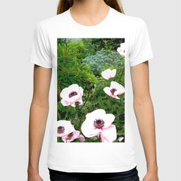 Popping poppies T-shirt