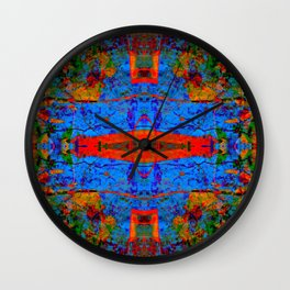ENLUMINURES Wall Clock