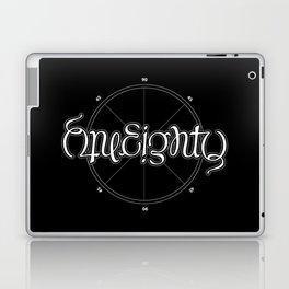 OneEighty Laptop & iPad Skin