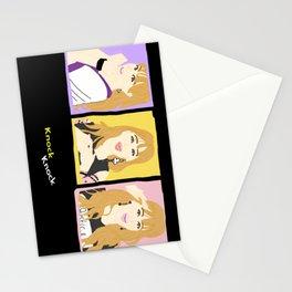 Knock Knock! Jihyo Version Stationery Cards