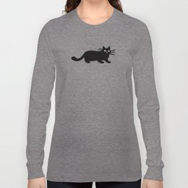 Black Cat(s) Langarmshirt