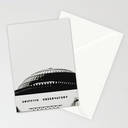 Griffith Observatory LA Stationery Cards