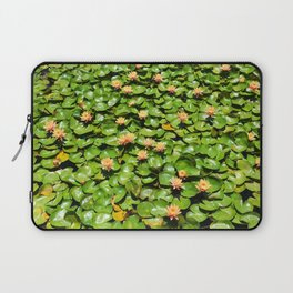 Lily Pile Laptop Sleeve