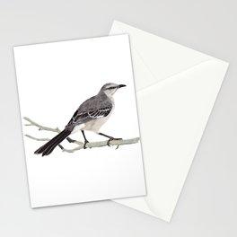 Northern mockingbird - Cenzontle - Mimus polyglottos Stationery Cards