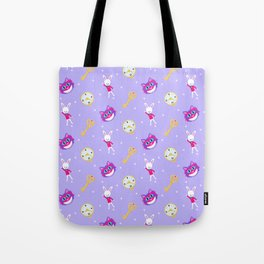 Alice in Wonderland - Out of Time Tote Bag