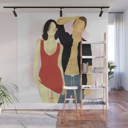 Addicted to You Wall Mural