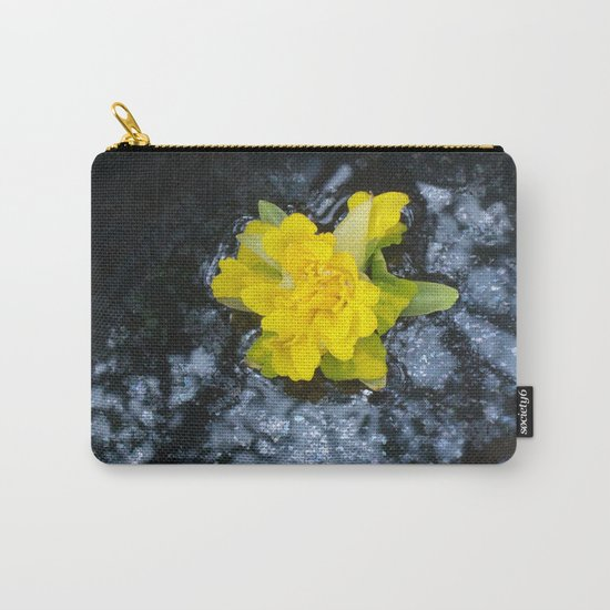Narcissus, Oh such a Narcissus! Carry-All Pouch