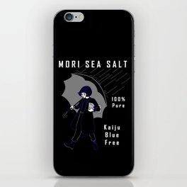 Mori Salt iPhone Skin
