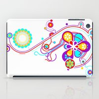 psychedelic iPad Cases featuring Psychedelic by tuditees