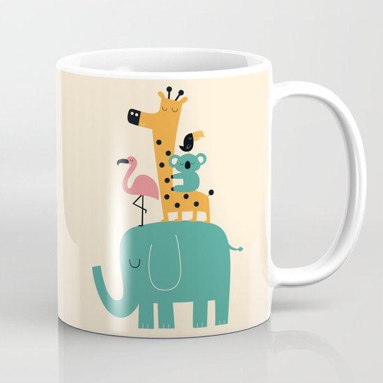 Moving on Mug