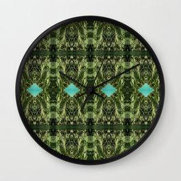 MossDiscs Wall Clock
