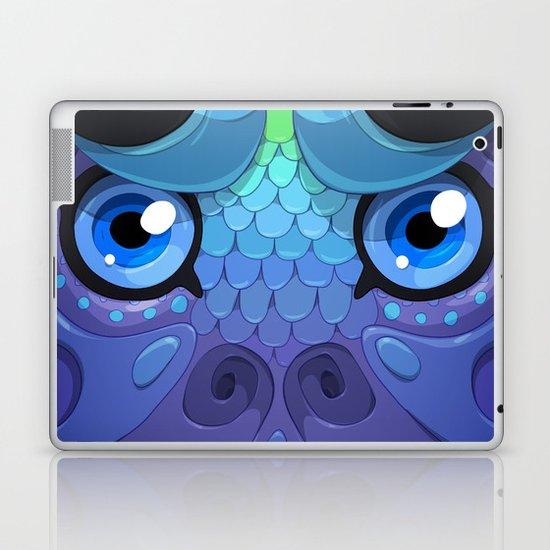 Lady Grey Laptop & iPad Skin