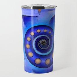Grefenissa V1 - space art Travel Mug