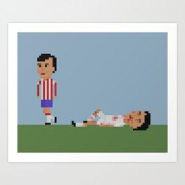 Aguirre Suarez Art Print