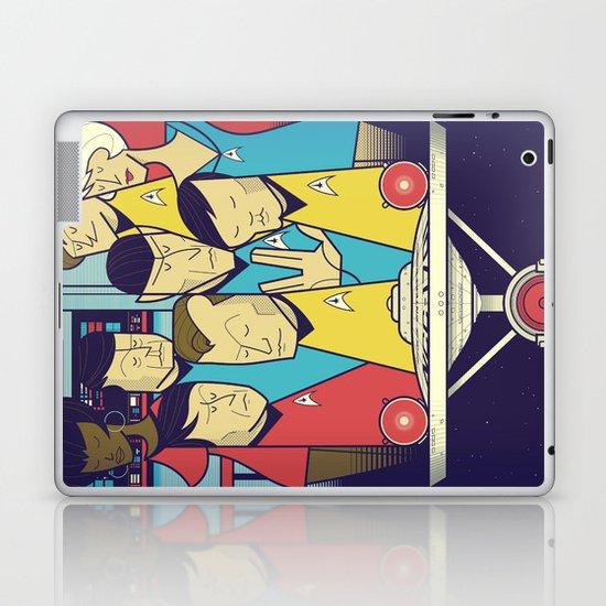 Star Trek Laptop & iPad Skin