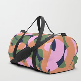 Tropical Squiggles Duffle Bag