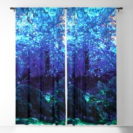 Fern Garden Blackout Curtain