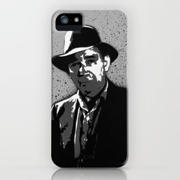 The Hitch-Hiker iPhone Case