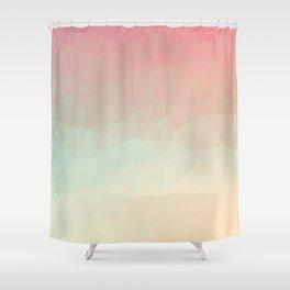 SOFT PINK Shower Curtain