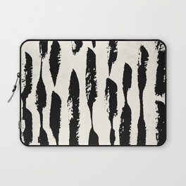 Tribal Paint Stripes Laptop Sleeve