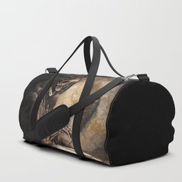 Skeleton Scribe Duffle Bag