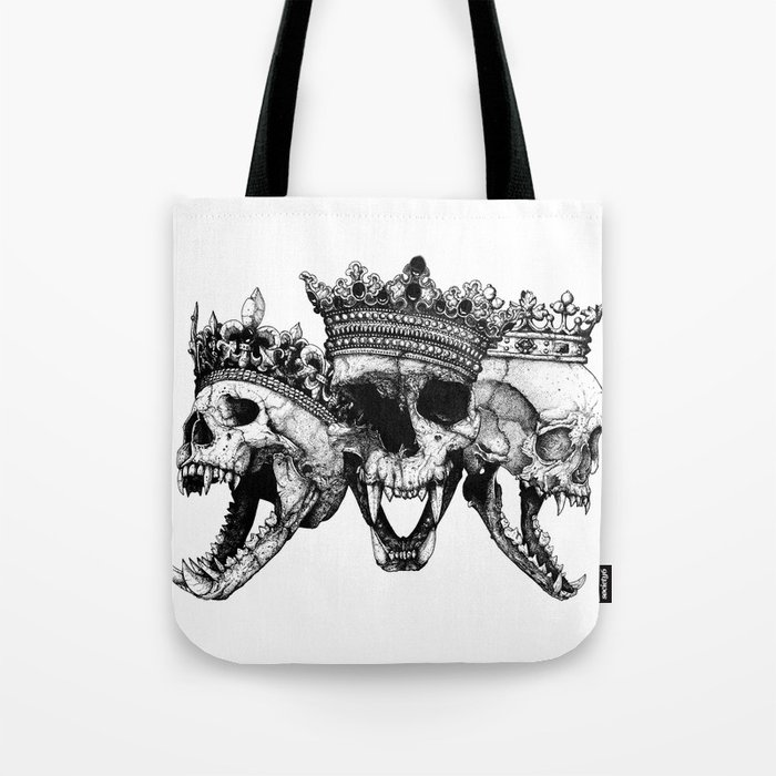 The Ancients kings Tote Bag