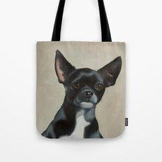 Jet the Dog Tote Bag