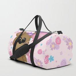 Mommy Bear Loves his Mommy Duffle Bag